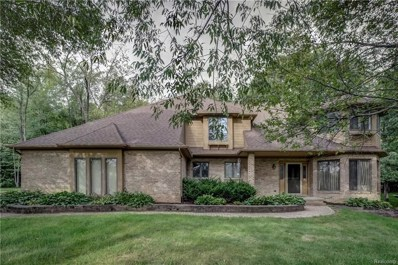 3890 Starshine Trail, Brighton Twp, MI 48114 - #: 218085578