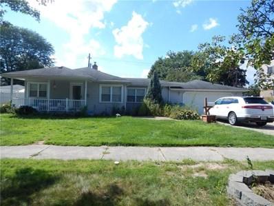 8063 Nightingale Street, Dearborn Heights, MI 48127 - #: 218086639