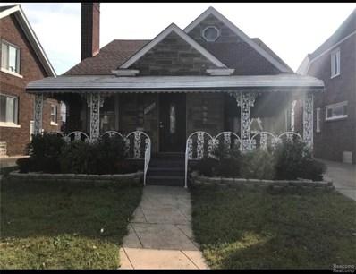 7636 E Morrow Circle, Dearborn, MI 48126 - #: 218087041
