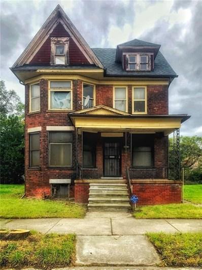 2708 McGraw Street, Detroit, MI 48208 - #: 218087446