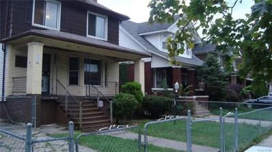 686 Marlborough, Detroit, MI 48215 - #: 218087724