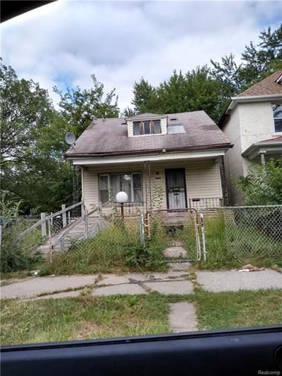 7520 Hanover Street, Detroit, MI 48206 - #: 218088292