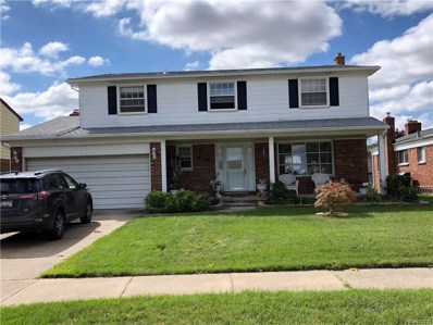 4178 Mahogany Drive, Sterling Heights, MI 48310 - #: 218088721