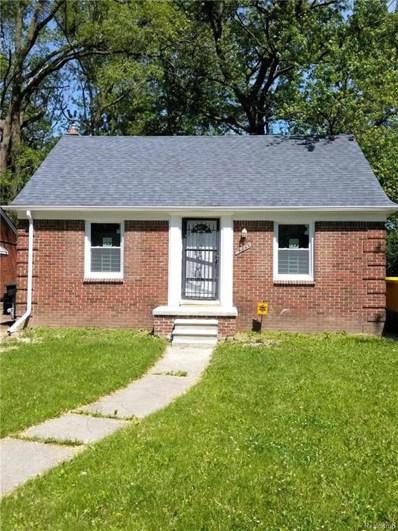 14644 Archdale Street, Detroit, MI 48227 - #: 218088966