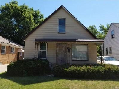 7424 Rosemont Avenue, Detroit, MI 48228 - #: 218089945