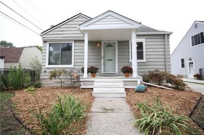 316 S Edgeworth Avenue, Royal Oak, MI 48067 - #: 218090097
