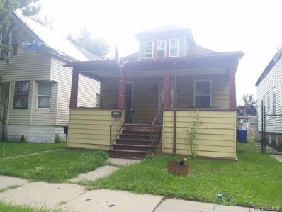 8805 Homer Street, Detroit, MI 48209 - #: 218090496