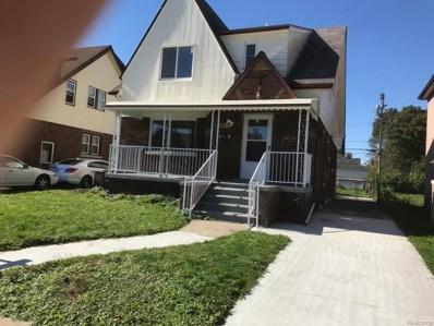 7917 Freda Street, Dearborn, MI 48126 - #: 218091717