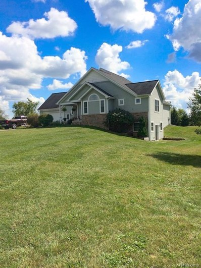 11635 Bohne Road, Grass Lake Twp, MI 49240 - #: 218093139
