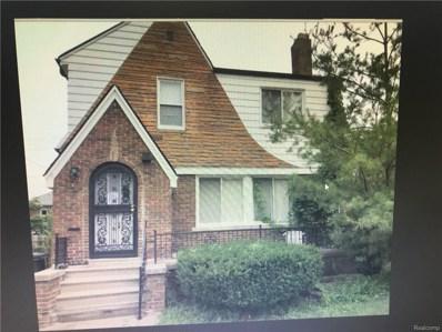 3642 Devonshire Road, Detroit, MI 48224 - #: 218093433