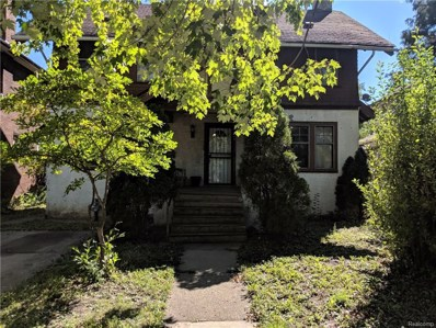 312 Alger Street, Detroit, MI 48202 - #: 218093869