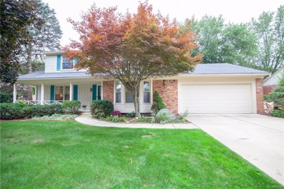 35473 Old Homestead Drive, Farmington Hills, MI 48335 - #: 218094355