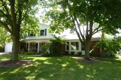 4053 White Birch Drive, West Bloomfield Twp, MI 48323 - #: 218094403