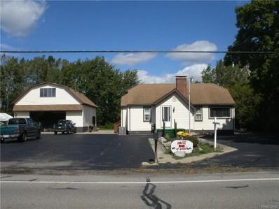 14920 Lee Rd., Brownstown Twp, MI 48173 - #: 218094764