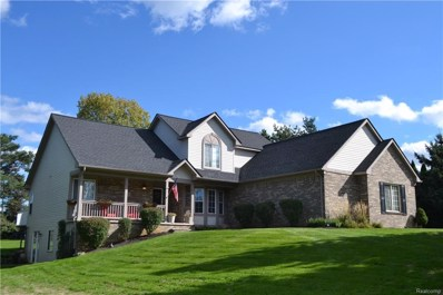 196 Riseman Court, Oxford Twp, MI 48371 - #: 218095435