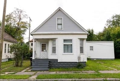 3841 Rolf Pl, Detroit, MI 48214 - #: 218096247