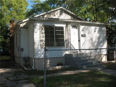 169 Howard McNeil Street, Pontiac, MI 48341 - #: 218096460