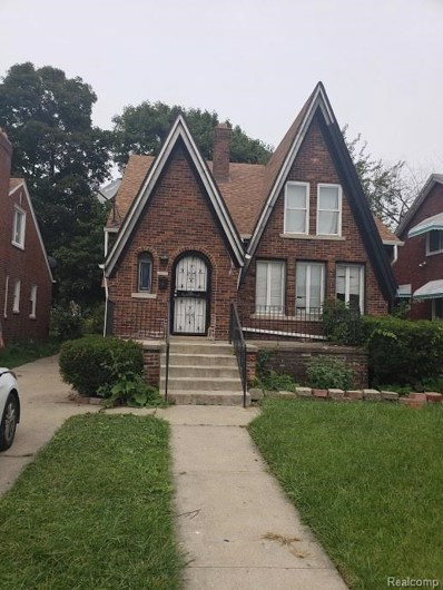 13415 Kilbourne Street, Detroit, MI 48213 - #: 218097308