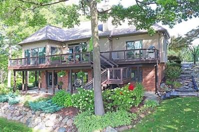 5052 Timber Lake Trail, Independence Twp, MI 48346 - #: 218097555