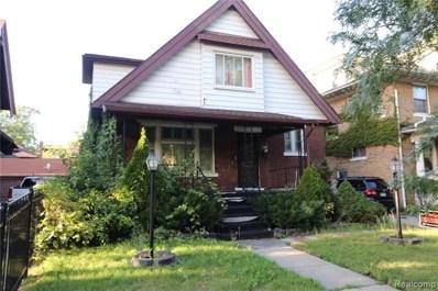650 Atkinson Street, Detroit, MI 48202 - #: 218097631