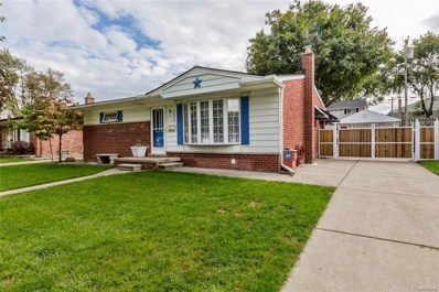 22839 S Brookside Drive, Dearborn Heights, MI 48125 - #: 218099170