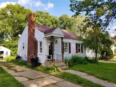 6316 Radnor Street, Detroit, MI 48224 - #: 218100247