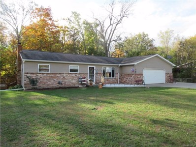 2316 Lange Lane, Oregon Twp, MI 48446 - #: 218101092