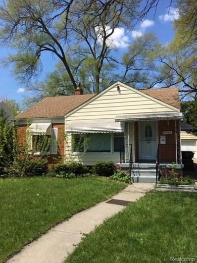 19741 Monica, Detroit, MI 48221 - #: 218101097