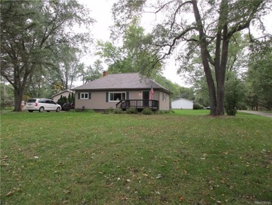 515 Fisher, Highland Twp, MI 48357 - #: 218101252