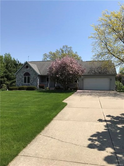 3398 Timberview Trail, Mayfield Twp, MI 48446 - #: 218101477