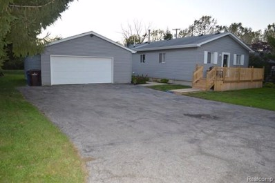 4791 Sycamore Road, Frenchtown Twp, MI 48166 - #: 218103001
