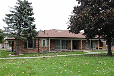 14894 Dover Court, Shelby Twp, MI 48315 - #: 218103017