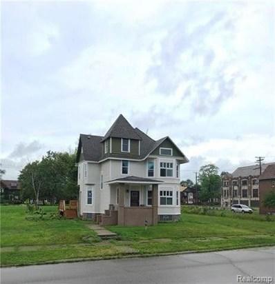 1625 Hurlbut Street, Detroit, MI 48214 - #: 218103214