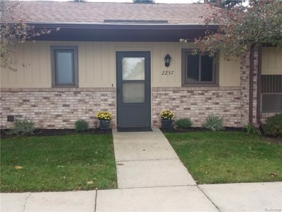 2257 N Milford Road, Highland Twp, MI 48357 - #: 218104457