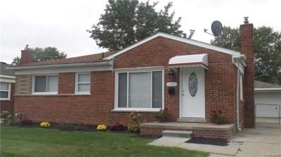 24901 Harmon Street, St. Clair Shores, MI 48080 - #: 218108392