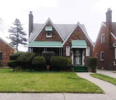 17240 Dresden Street, Detroit, MI 48205 - #: 218109084