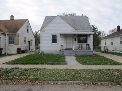 6461 Greenview Avenue, Detroit, MI 48228 - #: 218109559