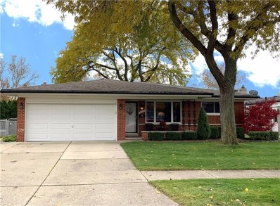 14578 Joanise Drive, Sterling Heights, MI 48312 - #: 218110225