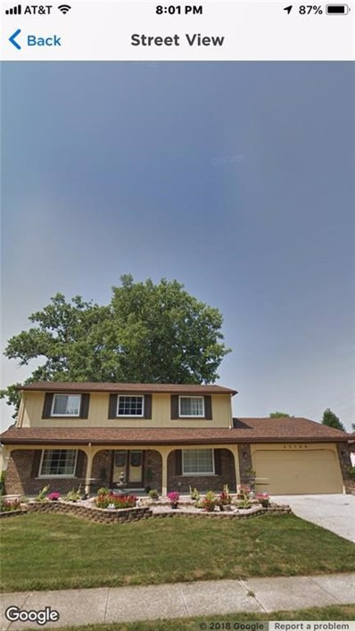 40169 Vincenzia, Clinton Twp, MI 48038 - #: 218110782