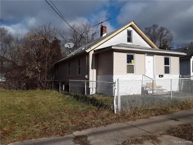 50 Gillespie Avenue, Pontiac, MI 48341 - #: 218112025