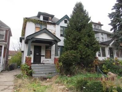 1481 Garland Street, Detroit, MI 48214 - #: 218112770