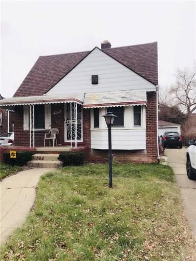 19497 Stoepel Street, Detroit, MI 48221 - #: 218114869