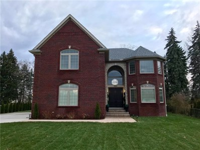 34655 Koch Avenue, Sterling Heights, MI 48310 - #: 218115100