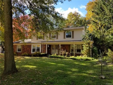 6146 Pinecroft Drive, West Bloomfield Twp, MI 48322 - #: 218115898