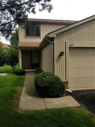 625 Byron Ct, Rochester Hills, MI 48307 - #: 218116504
