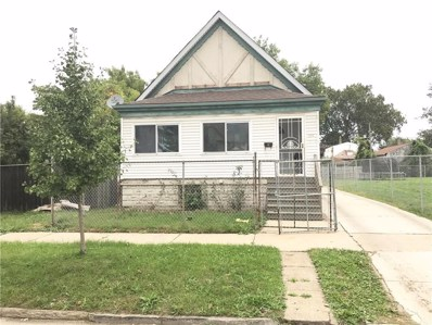 1138 N Solvay Street, Detroit, MI 48209 - #: 218116586