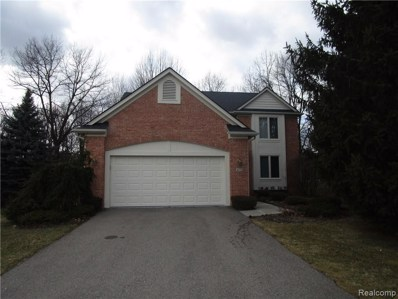 7060 Quail Run, West Bloomfield Twp, MI 48323 - #: 218116730