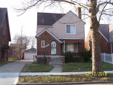 15365 Murray Hill Street, Detroit, MI 48227 - #: 218117591
