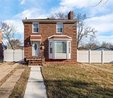 20430 Gardendale Street, Detroit, MI 48221 - #: 218119115