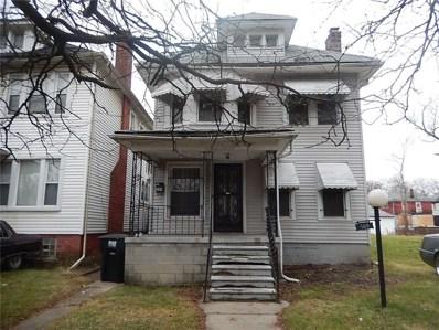 569 Englewood Street, Detroit, MI 48202 - #: 219000724